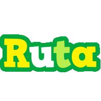 Ruta soccer logo