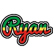 Ryan african logo