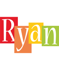Ryan colors logo