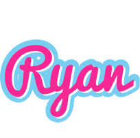 Ryan popstar logo