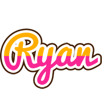 Ryan smoothie logo