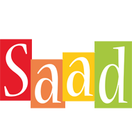 Saad colors logo