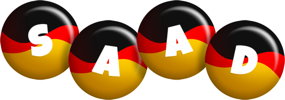 Saad german logo