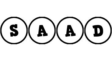 Saad handy logo
