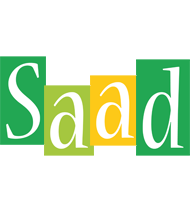 Saad lemonade logo
