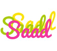 Saad sweets logo