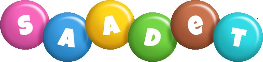 Saadet candy logo