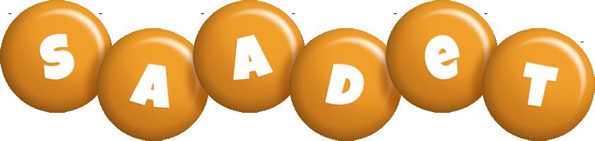 Saadet candy-orange logo