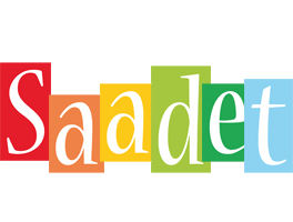 Saadet colors logo