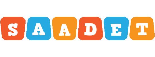 Saadet comics logo