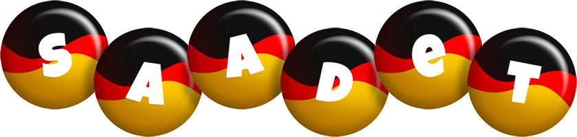 Saadet german logo