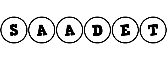 Saadet handy logo