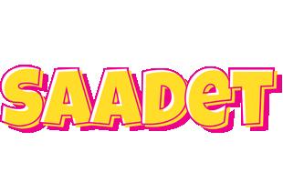 Saadet kaboom logo