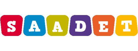 Saadet kiddo logo