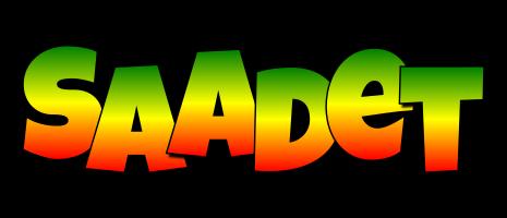 Saadet mango logo