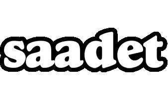 Saadet panda logo