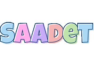 Saadet pastel logo