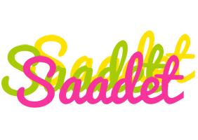 Saadet sweets logo