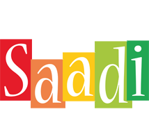 Saadi colors logo