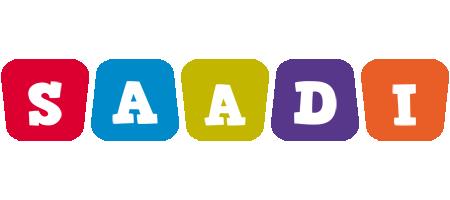 Saadi kiddo logo