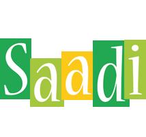 Saadi lemonade logo