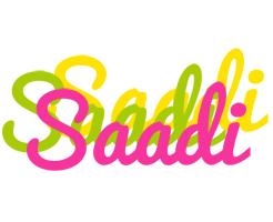 Saadi sweets logo