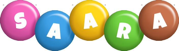 Saara candy logo