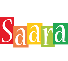 Saara colors logo