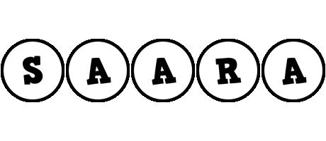 Saara handy logo