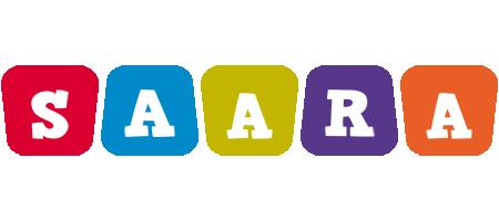 Saara kiddo logo