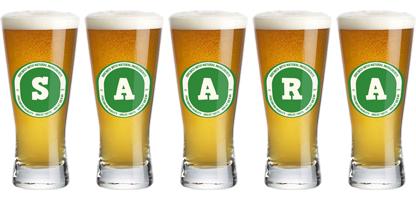 Saara lager logo