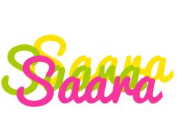 Saara sweets logo