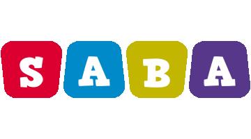 Saba daycare logo