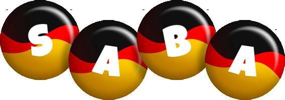 Saba german logo