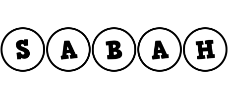 Sabah handy logo