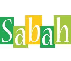 Sabah lemonade logo