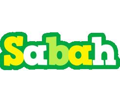 Sabah soccer logo