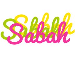 Sabah sweets logo