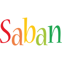 Saban birthday logo