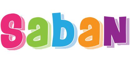 Saban friday logo