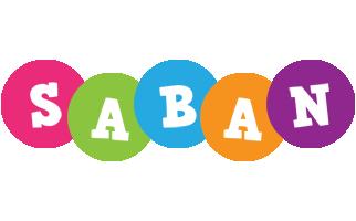 Saban friends logo