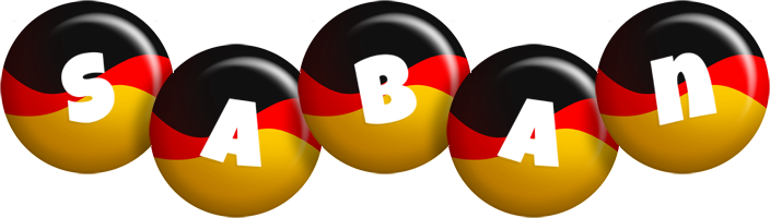 Saban german logo