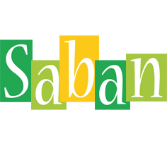 Saban lemonade logo