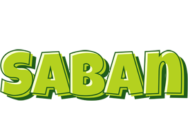 Saban summer logo
