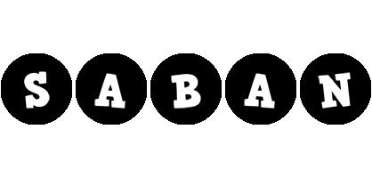 Saban tools logo
