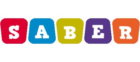 Saber kiddo logo