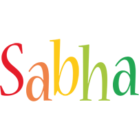 Sabha birthday logo