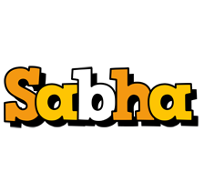 Sabha cartoon logo