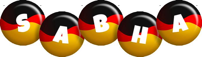 Sabha german logo