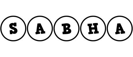 Sabha handy logo